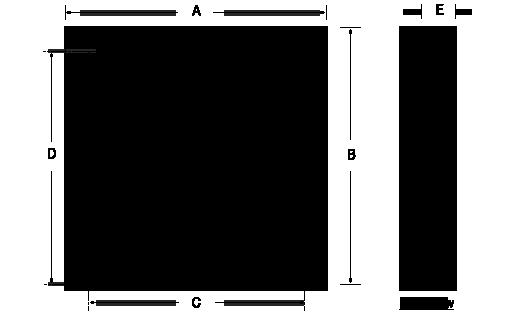 tiled insert diagram